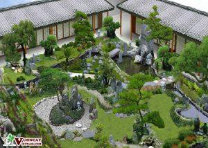 Tại sao Người Việt Thích Thiết Kế Sân Vườn Nhật Bản?