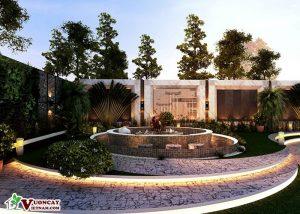 Thiết Kế Sân Vườn Theo Kiến Trúc Á Đông