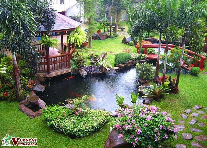 Nguyên Tắc Sân Vườn Nhật Bản